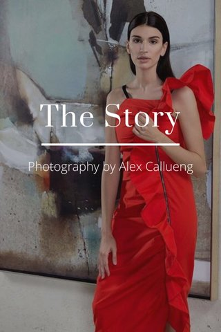 The Story Photography by Alex Callueng