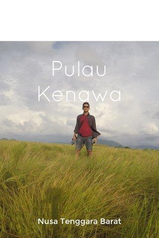 Pulau Kenawa Nusa Tenggara Barat