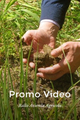 Promo Video Rallo Azienda Agricola