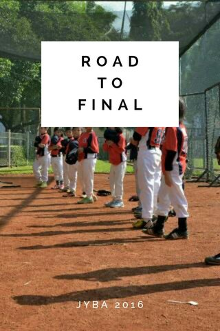 ROAD TO FINAL JYBA 2016