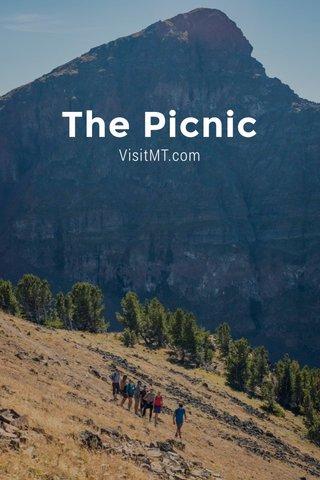 The Picnic VisitMT.com