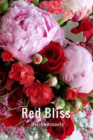 Red Bliss Belina rossely