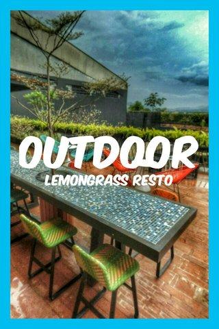 outdoor lemongrass resto