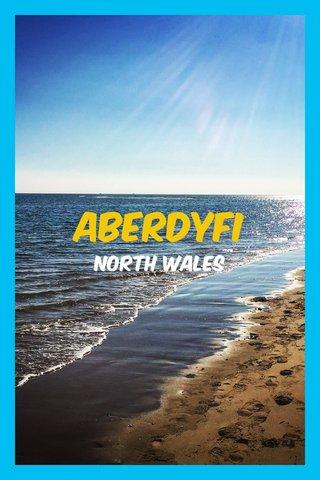 Aberdyfi North wales