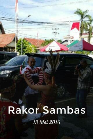 Rakor Sambas 13 Mei 2016