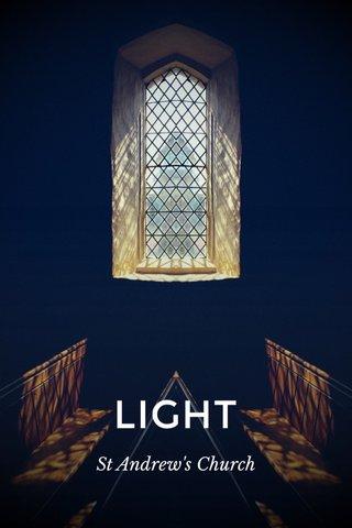 LIGHT St Andrew's Church
