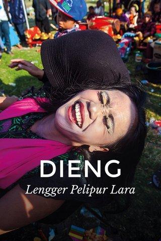 DIENG Lengger Pelipur Lara