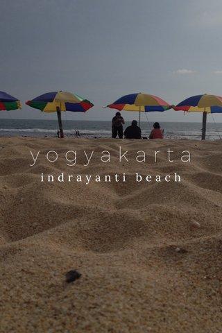 yogyakarta indrayanti beach