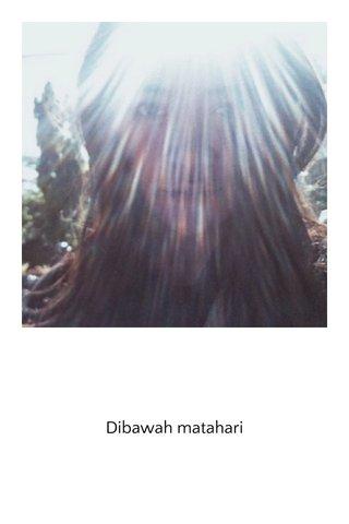 Dibawah matahari