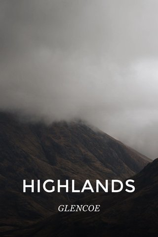 HIGHLANDS GLENCOE