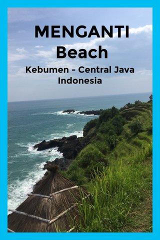MENGANTI Beach Kebumen - Central Java Indonesia