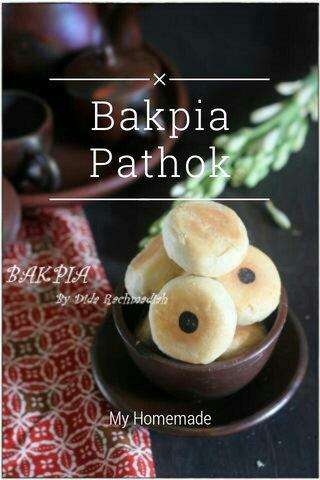 Bakpia Pathok My Homemade