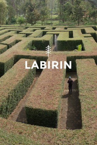 LABIRIN Malang, East Java