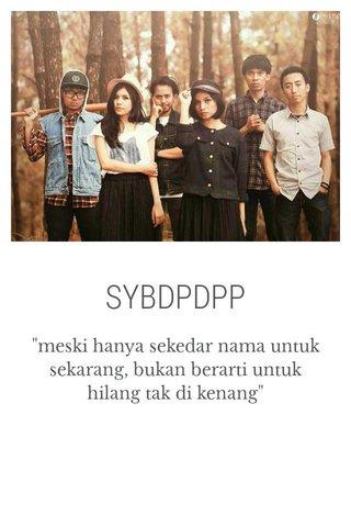 SYBDPDPP
