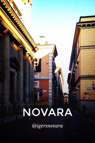 NOVARA @igersnovara