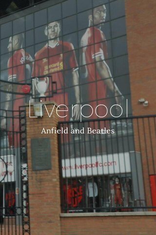 Liverpool Anfield and Beatles