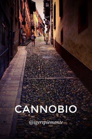 CANNOBIO @igerspiemonte