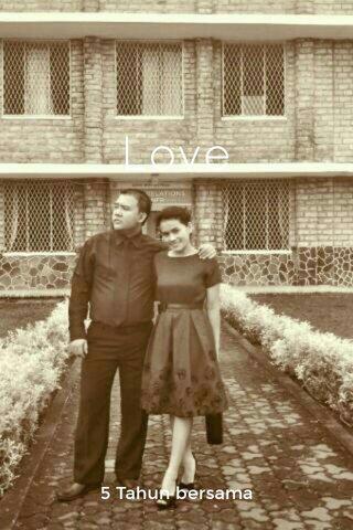 Love 5 Tahun bersama