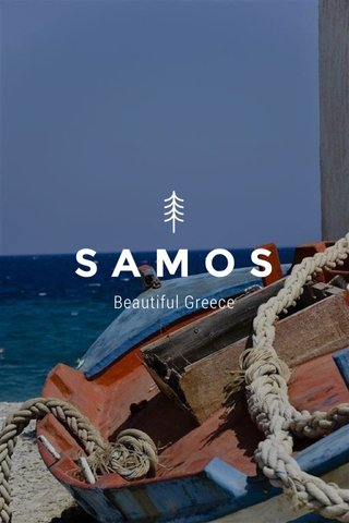 SAMOS Beautiful Greece