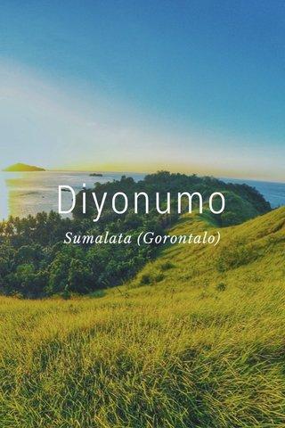 Diyonumo Sumalata (Gorontalo)