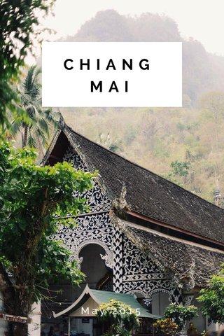 CHIANG MAI May 2015