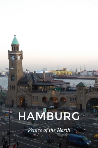 HAMBURG Venice of the North