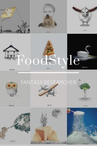 FoodStyle FANTASY RESEARCHER