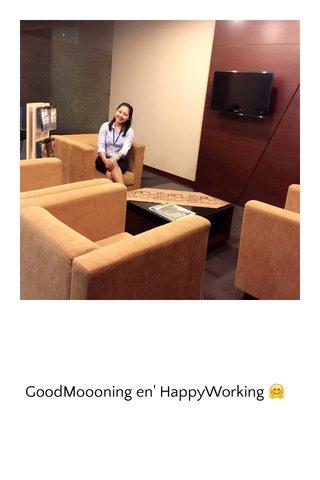 GoodMoooning en' HappyWorking 🤗