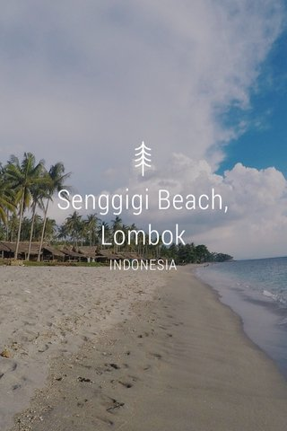 Senggigi Beach, Lombok INDONESIA