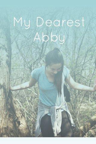 My Dearest Abby