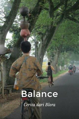 Balance Cerita dari Blora