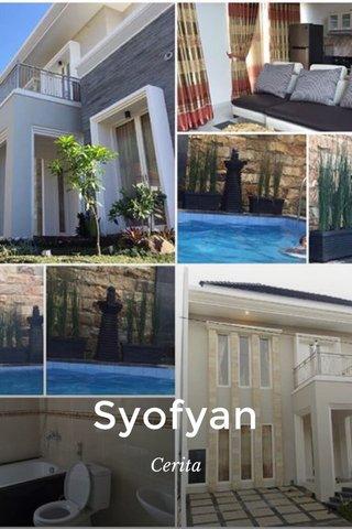 Syofyan Cerita