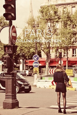 PARIS COLLINS PRODUCTION