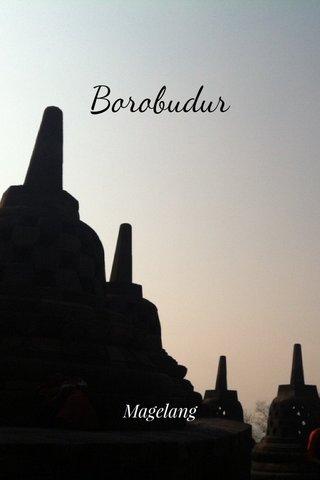 Borobudur Magelang
