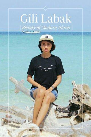 Gili Labak | Beauty of Madura Island |