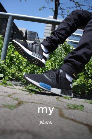 my photo.