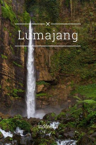 Lumajang Indonesia