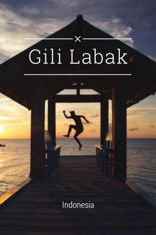 Gili Labak Indonesia