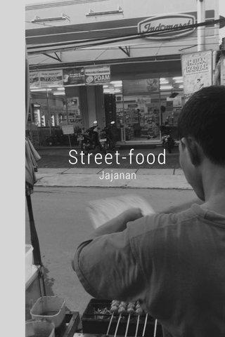 Street-food Jajanan