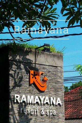 Ramayana #ShootandTell