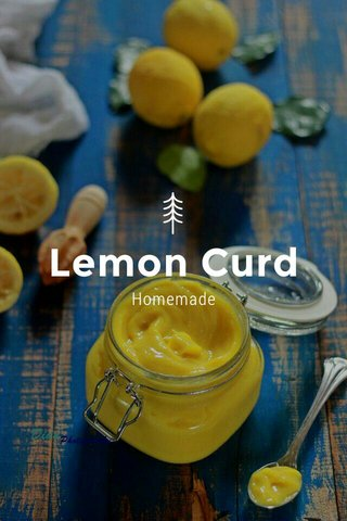 Lemon Curd Homemade