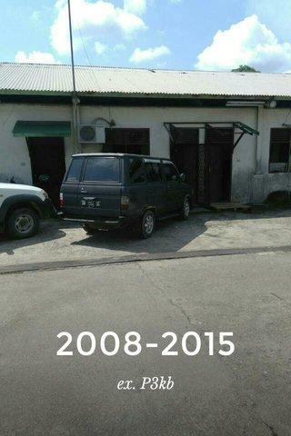 2008-2015 ex. P3kb
