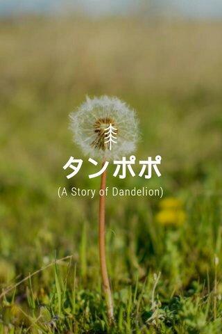 タンポポ (A Story of Dandelion)