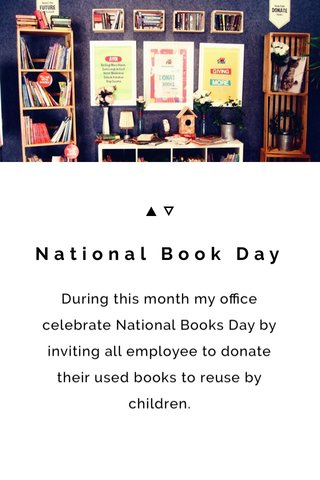 National Book Day