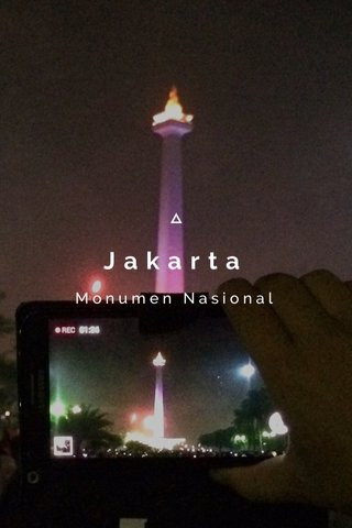 Jakarta Monumen Nasional