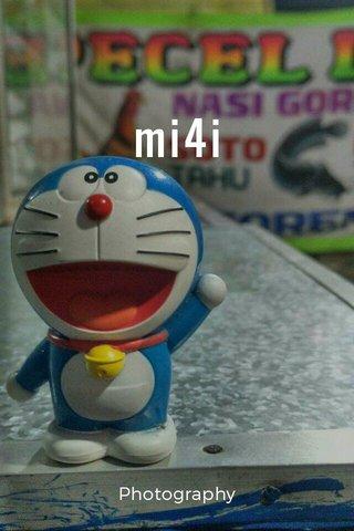 mi4i Photography