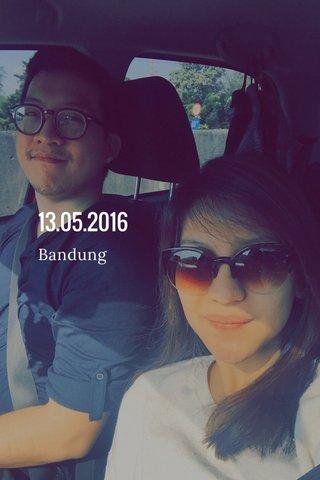 13.05.2016 Bandung