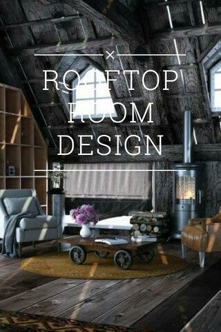 ROOFTOP ROOM DESIGN