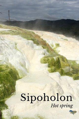 Sipoholon Hot spring