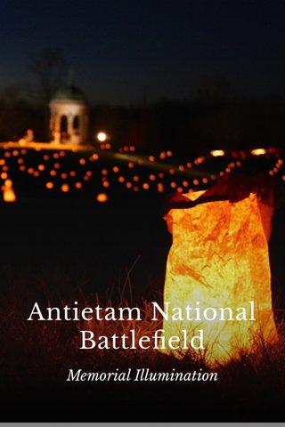 Antietam National Battlefield Memorial Illumination